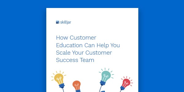 Scaling Customer Success Team Cover