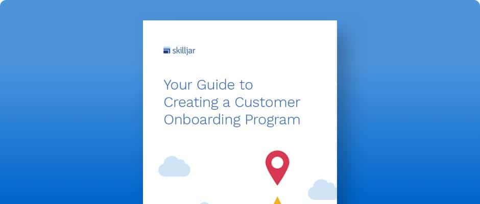 Creating Customer Onboarding eBook