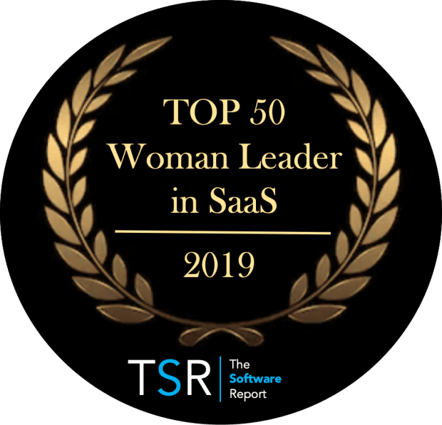 TSR Top 50 Women Badge