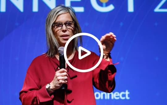 Suzanne Ferry at Connect 2018