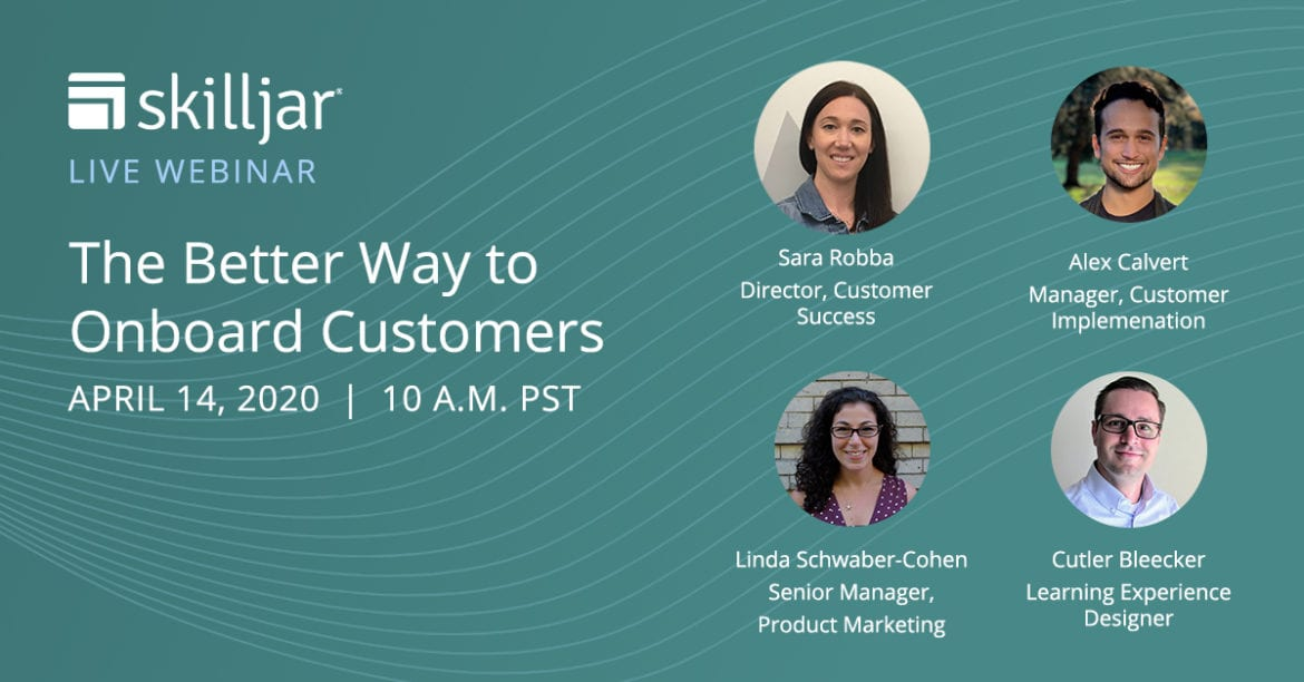 Better Customer Onboarding Webinar