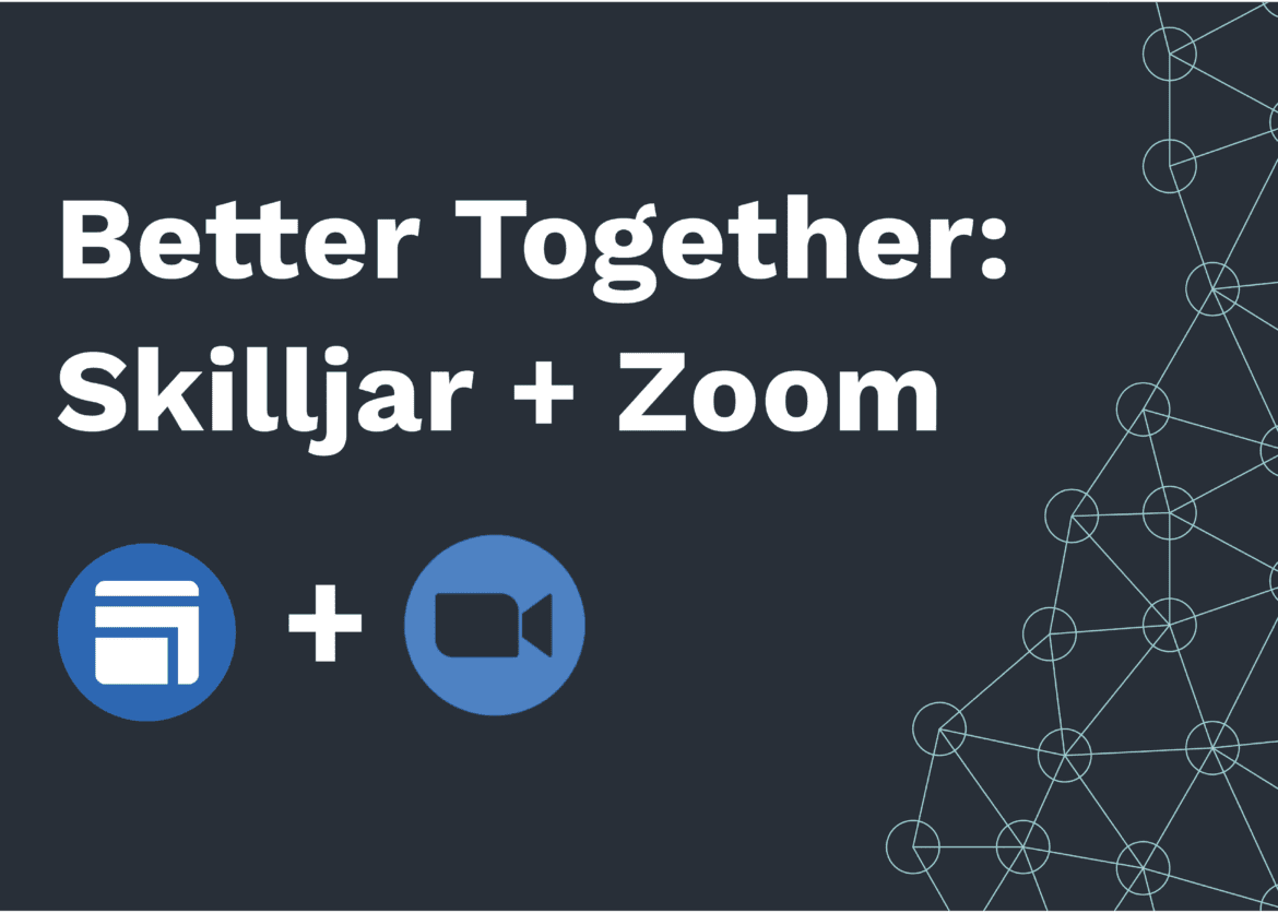 Skilljar and Zoom