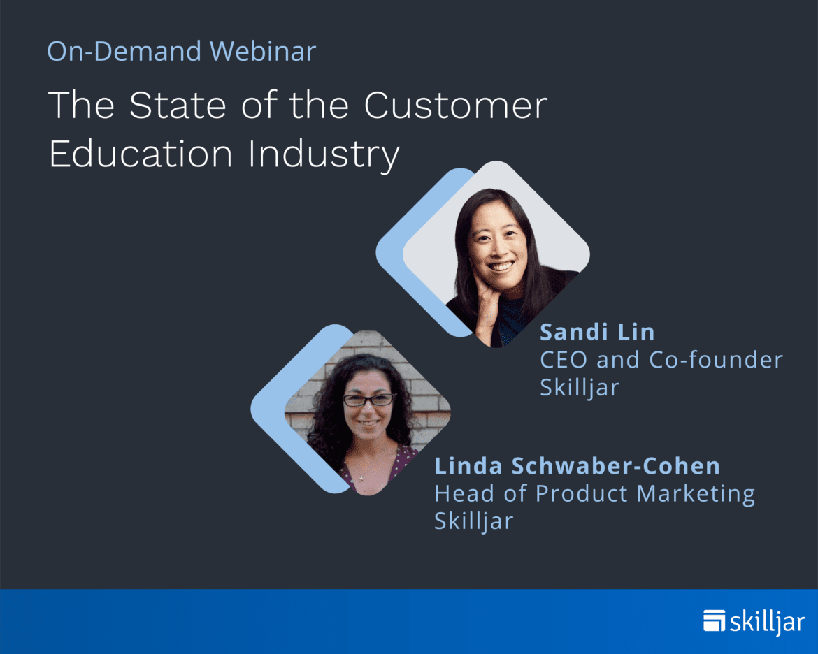 State of Customer Ed Industry Webinar