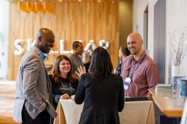 Connect 2019 Networking