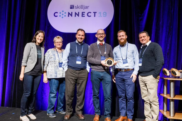 Connect 2019 Golden Skillets