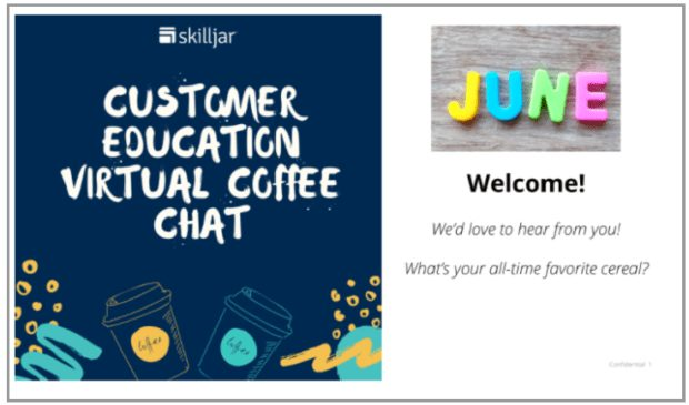 Customer Education with Solver