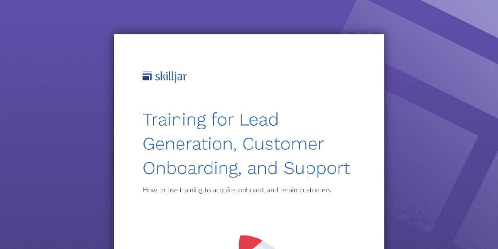 Training for Lead Generation, Customer Onboarding and Support