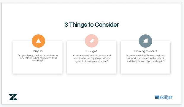 3 Things to Consider for Certification