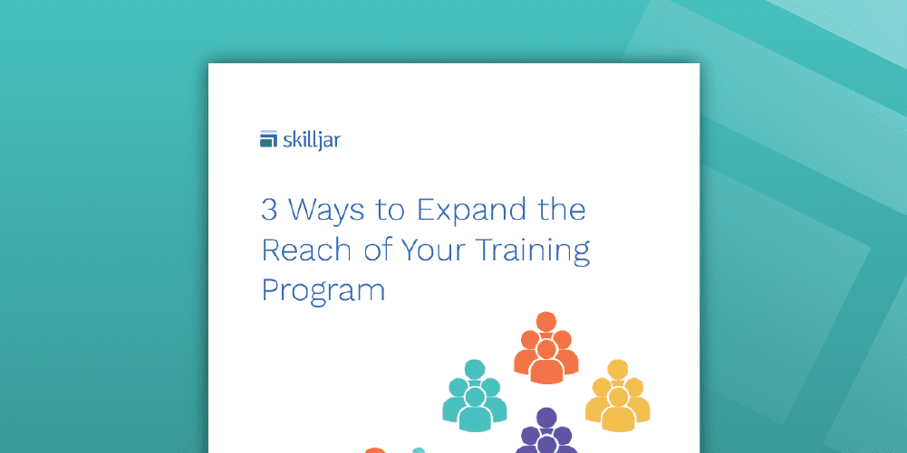 3 Ways to Expand the Reach of Your Training Program
